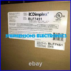 2019 BrandNewSealed Dimplex BLF7451 Prism Multi Fireplace (Free Driftwood PROMO)