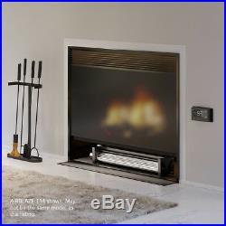 AIRBLAZE T12, Universal Fireplace Blower Fan 12 Lennox, Hearth Glo, Majestic