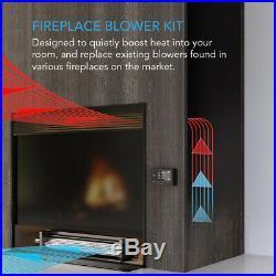AIRBLAZE T14, Universal Fireplace Blower Fan 14 Lennox, Hearth Glo, Majestic