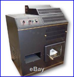 Amaizablaze Corn Pellet Burning Stove Fireplace 70K BTUs With Direct Vent Kit