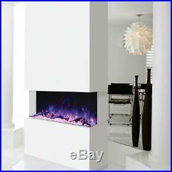 Amantii 50 Tru View Electric Fireplace 50-TRU-VIEW-XL