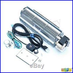 BKT GA3650T GA3650TB GA3700T GA3700TA Fireplace Blower Fan KIT for Desa, FMI, Va