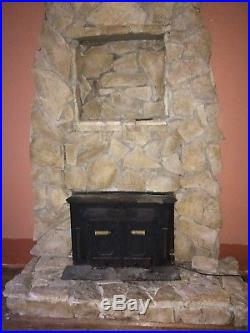 BUCK STOVE Wood Burning FIREPLACE INSERT Stove used Marion KY