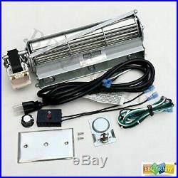 Bbq Factory Standard Sized Blot Fireplace Blower Fan Kit For Monessen, Hearth S