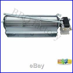 Bbq factory GFK4, FK4 Replacment Fireplace Blower Fan KIT for Heatilator, Ma