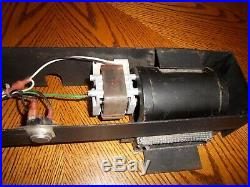 Blower FAN KIT for Pellet Stoves FIREPLACE Small Combustion bottom NEW