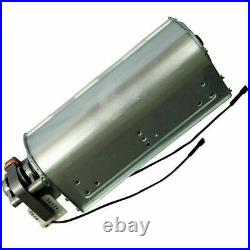 Blower Squirrel Fan Motor Assembly 120V For Amish Heat Surge Electric Fireplace