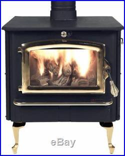 Buck Stove Model 20 Catalytic Wood Stove Fireplace