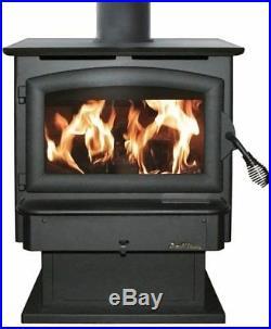 Buck Stove Model FS21 Wood Stove Fireplace