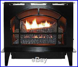 Buck Stove Townsend II Steel Series Vent Free Gas Stove