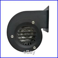 CYZ076 centrifugal fans sirocco blower fan 20W industrial stove fireplace