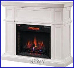 ClassicFlame Artesian White Infrared Electric Fireplace 28WM426-T401 5200BTU