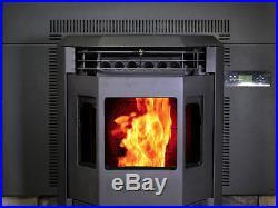 Comfortbilt HP22i Fireplace Insert Pellet Stove Black BRAND NEW