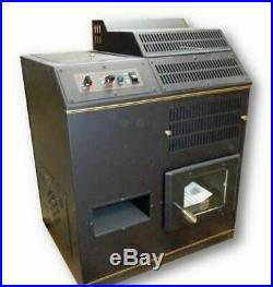 Corn Pellet Burning Stove Up to 70,000 BTU Fireplace Freestanding Adjustable