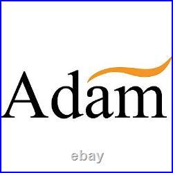 Cream Surround and Hudson Black Electric Stove Adam Salzburg
