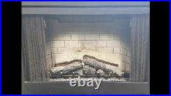 DIMPLEX BF45DXP Deluxe Electric 45 Fireplace Firebox Insert LED lit Glowing Log