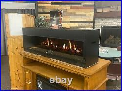 DIMPLEX Opti-V Duet Electric Fireplace Display Best Electric available