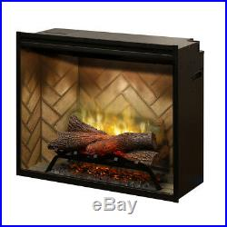 Dimplex 30 Revillusion Electric Fireplace Built In Firebox RBF30