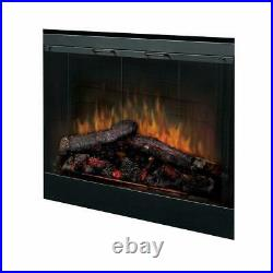 Dimplex 33-Inch Built-In Electric Fireplace Inner-Glow Logs