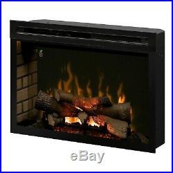 Dimplex 33 Multi-Fire XD Electric Fireplace Insert Realogs #PF3033HL, Heater