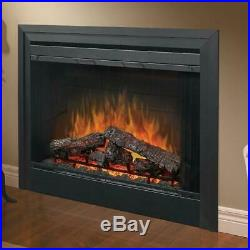 Dimplex 39-Inch Built-In Electric Fireplace Inner-Glow Logs