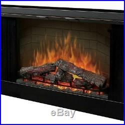 Dimplex 45-Inch Built-In Electric Fireplace Inner-Glow Logs