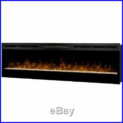 Dimplex BLF74 8290 BTU Galveston Wall Mounted Vent Free LED Electric Fireplace