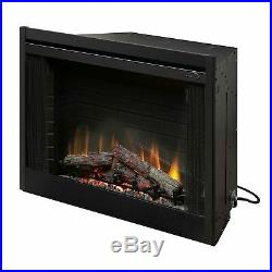 Dimplex Deluxe Built-In Electric Firebox, 45