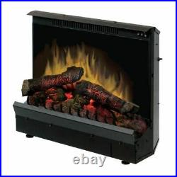 Dimplex Deluxe Electric Fireplace Insert 23 inch