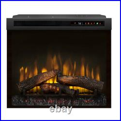 Dimplex Jean Electric Fireplace Wall Mantel Package White GDS28L8-1802W / XHD28L