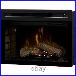 Dimplex Multi-Fire XD 25-Inch Electric Fireplace Inner-Glow Logs