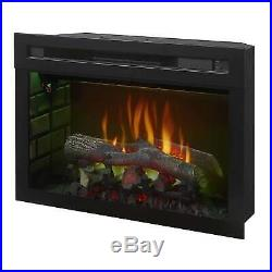 Dimplex Multi-Fire XD Electric Firebox with Logs, 25