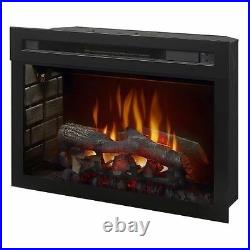 Dimplex Multi-Fire XD Realogs Electric Fireplace 25 inch