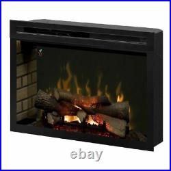 Dimplex Multi-Fire XD Realogs Electric Fireplace 33 inch