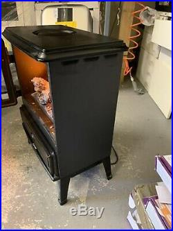 Dimplex Opti-myst Cast iron effect Electric stove
