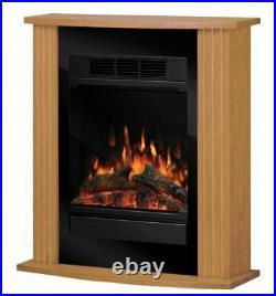 Dimplex Orvieto Optiflame Suite Fireplace Compact
