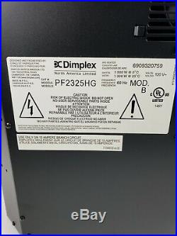 Dimplex PF2325HG Multi-Fire Xd 25-Inch Electric FirePlace Glass Ember New