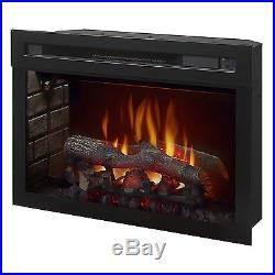 Dimplex PF2325HL Multi-Fire XD Electric Firebox with Logs, 25-Inch