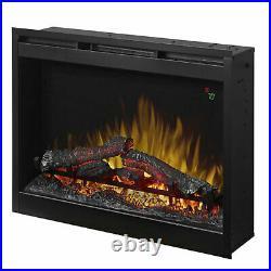 Dimplex Plug-In Electric Firebox with Logs, 26es