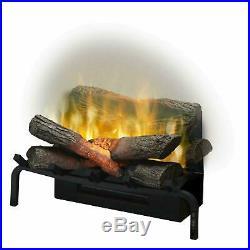 Dimplex Revillusion 20-Inch Electric Fireplace Log Set (RLG20) Realistic Flames