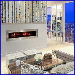 Dimplex VF5452L Opti-V Duet Electric Fireplace NO HEAT