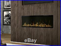 Dimplex XLF50 50 Linear Built-In Electric Fireplace Black