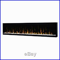 Dimplex Xlf74 Ignitexl 74 Inch Linear Electric Fireplace In Black