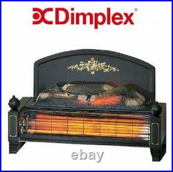 Dimplex Yeominster YEO20-E Freestanding Electric Radiant Bar Heater 1.2KW Black