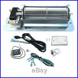 Direct store Parts Kit DN106 Replacement Fireplace Blower Fan GZ550 for
