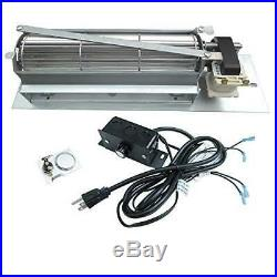 Direct store Parts Kit DN115 FK24 Replacement Fireplace Blower Fan KIT for