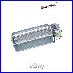 Durablow Electric Fireplace Replacement Blower Fan Unit compatible with Heat