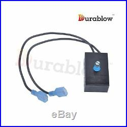 Durablow MFB005-A GFK21, FK21 Replacement Fireplace Blower Fan Kit for Heatil