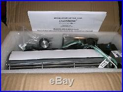 Durablow MFB007-C GFK4 FK4 GFK21 Replacment Fireplace Blower Fan Kit HEATILATOR