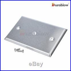 Durablow MFB007-C GFK4, FK4 Replacment Fireplace Blower Fan Kit for Heatilato